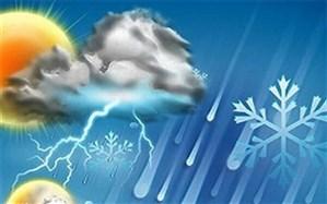 کاهش دما و یخبندان در تمام نقاط استان یزد