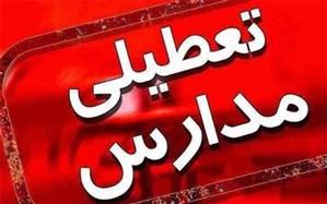 اعلام تعطیلی مدارس در روز یکشنبه 22 دیماه