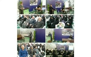 شب شعرومرثیه « علمدار مقاومت » در نیشابور برگزار شد