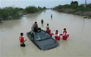 تخلیه ۶ روستا در شهرستان کنارک به دلیل سیلاب