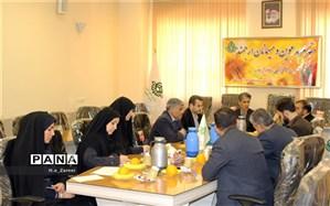 جلسه تشکل های دانش آموزی استان اصفهان برگزار شد