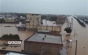 فرماندار دلگان: خسارت سنگین سیلاب به زیرساخت های شهرستان دلگان