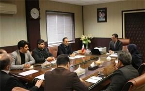 تشکیل جلسه هماهنگی با دانشگاه پردیس شهید مفتح، جهت تمهید مقدمات برگزاری مطلوب فرآیند مصاحبه استخدامی سال 98