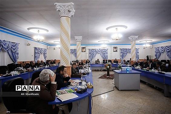 گردهمایی اعضای کانون بازنشستگان وزارت آموزش و پرورش