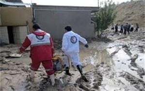 مدیرعامل هلال احمر سیستان و بلوچستان خبر داد: امدادرسانی به ۱۱۷۳ نفر آسیب دیده از بارندگی دو روز  گذشته در استان