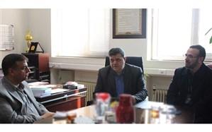 حمیدرضا حوری به سمت سرپرست دفتر مرکزی حراست دانشگاه فرهنگیان منصوب شد