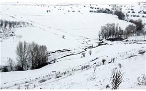 ورود سامانه ناپایدار جوی از امشب به استان/پیش بینی بارش برف و باران در اردبیل