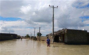 مدیرکل هواشناسی سیستان و بلوچستان اعلام کرد: در 15  نقطه استان به اندازه یکسال باران بارید