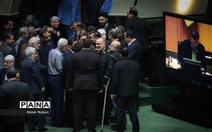 فرمانده سپاه در جلسه غیر علنی با نمایندگان مجلس درباره سقوط هواپیمای اوکراینی چه گفت