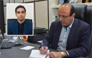مشاور مدیرکل آموزش و پرورش استان بوشهر در امور جوانان منصوب شد