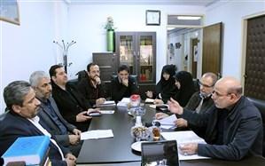 نشست هم اندیشی بین اداره کل قرآن، عترت و نماز وزارت آموزش و پرورش و ستاد اقامه نماز