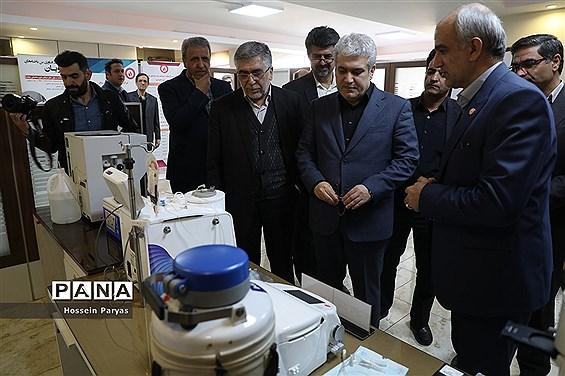 افتتاح مرکز تجاریسازی و شتابدهی فناوریهای نوآورانه رویان