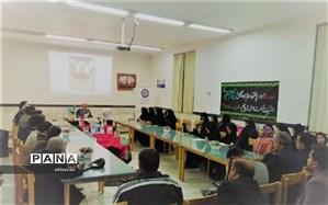 شب شعری به یاد شهید سلیمانی در بهاباد برگزار شد