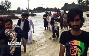 ارتفاع ۱۲۴ میلی متری بارشها در سیستان و بلوچستان