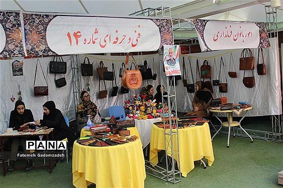 نخستین نمایشگاه فرهنگی، هنری مبارزه با قاچاق کالا در اسلامشهر