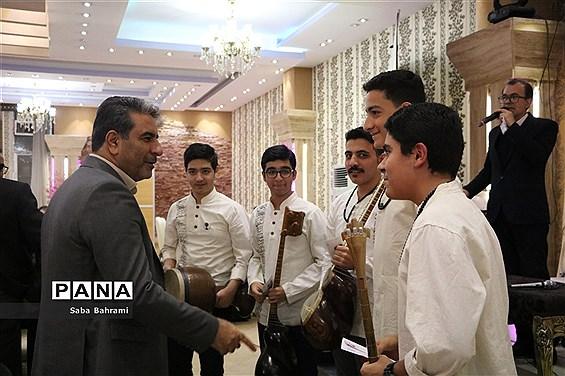 برگزاری دوره توانمندسازی مدیران مدارس هیات امنایی استان تهران درشهرقدس