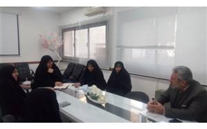 اردوی راهیان نور دانش آموزان منطقه یک
