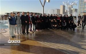 همایش ورزشی منطقه19 در مجتمع تجاری تفریحی ایران مال
