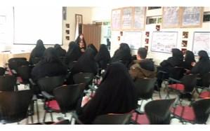 برگزاری جلسه مربیان پیشتاز منطقه یک در کانون رضوان