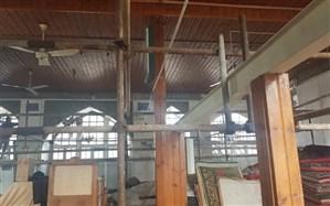 مسجد تاریخی مستوفی احیا می شود