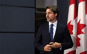 نخستوزیر کانادا، سقوط هواپیمای اوکراینی را نتیجه تنش در منطقه دانست