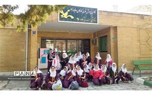 بازدید آموزشگاه الغدیر درمنطقه19 از کانون پرورش فکری کودکان و نوجوانان