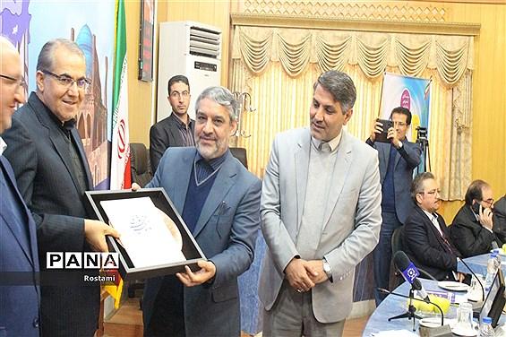 مراسم تجلیل از شوراهای برتر آموزش و پرورش استان زنجان