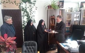 سرپرست مرکز سنجش صلاحیتهای حرفهای دانشگاه فرهنگیان منصوب شد