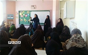 برگزاری کلاس آموزشی پرورش قارچ ویژه سوادآموزان
