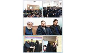 برگزاری مراسم آغازین هفته شورای آموزش و پرورش در گناباد