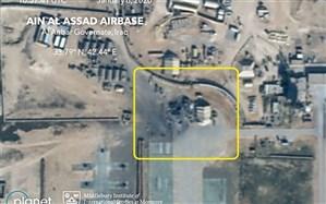 جزئیات بیشتر از عملیات موشکی سپاه علیه دومین پایگاه بزرگ آمریکا در منطقه +تصاویر