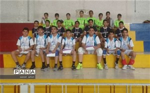 مسابقات مینی والیبال دانش آموزان پسر ابتدایی ناحیه یک برگزار شد