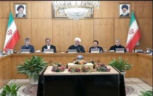 اظهارات مهم روحانی درباره سقوط هواپیما، انتخابات، مکانیسم ماشه و طرح جایگزین ترامپ برای برجام
