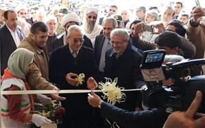 آئین افتتاح هنرستان پسرانه  کارودانش حضرت امیرالمومنین علی (ع) در زابل