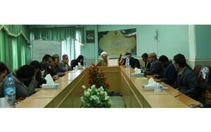 همایش توجیهی،آموزشی معاونین پرورشی سازمان دانش آموزی استان مرکزی