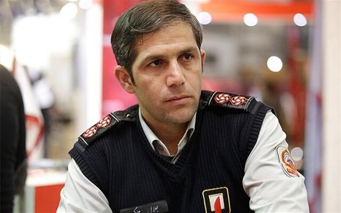 آتش نشانی تهران به سیستان و بلوچستان نیرو اعزام میکند