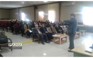 برگزاری کارگاه توانمندسازی آموزشی و توجیهی پیشتازان در شهرستان امیدیه
