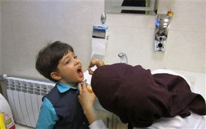 طرح دهان عاری از پوسیدگی در مدارس یزد