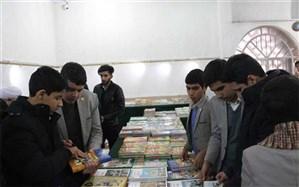 2 هزار عنوان کتاب در نمایشگاه کتاب میبد