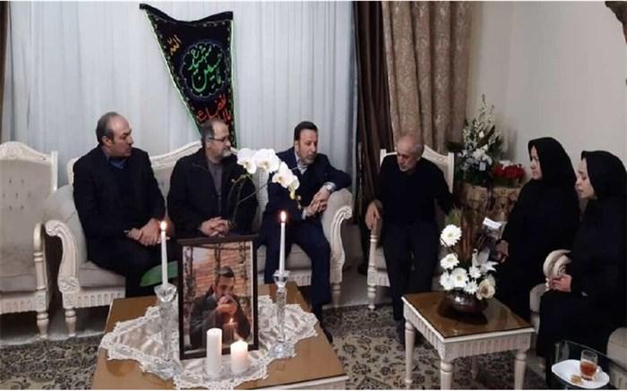 دیدار واعظی با خانواده جانباختگان سانحه هواپیمای اوکراینی