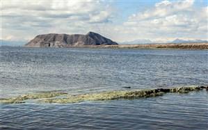 آب دریاچه ارومیه ۶۰ میلیون مترمکعب افزایش یافت