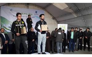 برگزاری مسابقه دوچرخهسواری در روز ورزش و هوای پاک