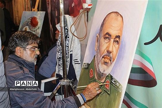 کنگره سرداران و 2 هزار و 121  شهید استان بوشهر ( 1 )