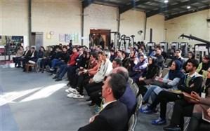 نخستین دوره آموزش بدنسازی قهرمانی در یزد برگزار شد