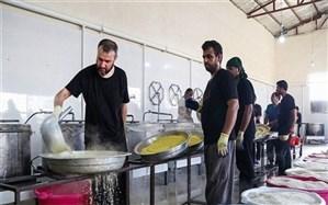 موکبالرضا با ظرفیت پخت ۳۰ هزار غذای گرم در روز در سیستان و بلوچستان استقرار یافت