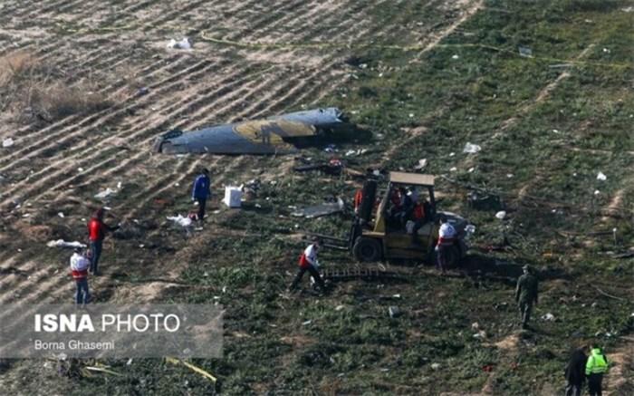 سقوط هواپیما-اوکراینی