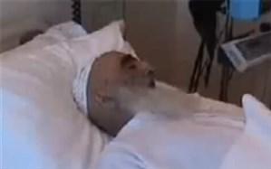 ازدحام پزشکان و پرستاران برای گرفتن عکس با آیتالله سیستانی در اتاق عمل + تصاویر