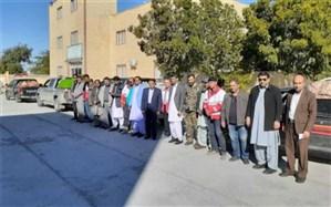 ارسال پنجمین محموله کمکهای غیرنقدی فرهنگیان چابهار به مناطق سیل زده سیستان و بلوچستان