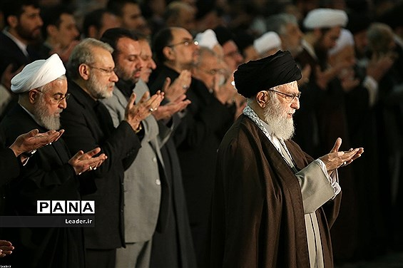 نماز جمعه تهران به امامت رهبر معظم انقلاب اسلامی