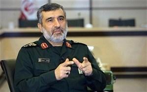 سردار حاجیزاده: نگاه انقلابی و نسخه داخلی ضامن حل مشکلات است